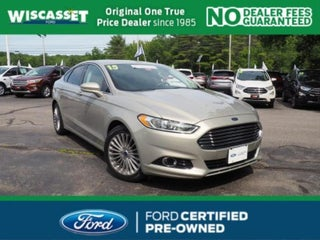 2017 Ford Fusion Anium In Wiscet Me